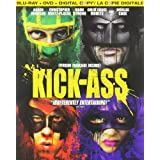 Kick-Ass (Bilingual) [Blu-ray + DVD + Digital Copy]by Aaron Taylor-Johnson