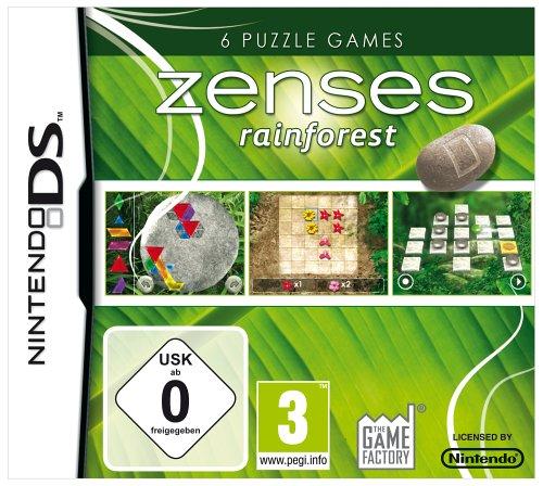 Zenses: Rainforest Edition  (Nintendo DS)