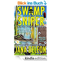 Swamp Sniper (A Miss Fortune Mystery Book 3) (English Edition)