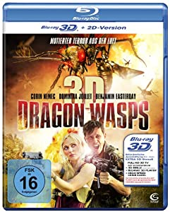 Dragon Wasps (3D + 2D-Version) [Blu-ray]