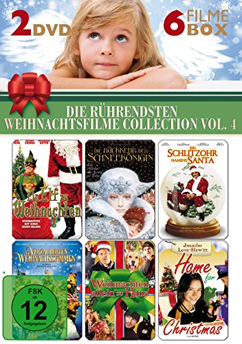 Die rührendsten Weihnachtsfilme Collection Vol. 4 [2 DVDs]