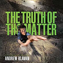 The Truth of the Matter: The Homelanders, Book 3 (       UNABRIDGED) by Andrew Klavan Narrated by Joshua Swanson