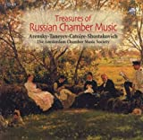 ロシア室内楽曲集 (Treasures of Russian Chamber Music) (6 CD)