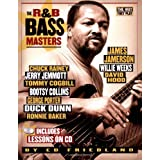 R&B Bass Masters  The Way They Play  Book/CD and Tab (Softcover) ~ Ed Friedland