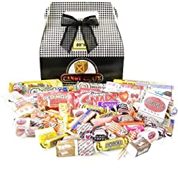 Candy Crate 1940\'s Classic Retro Candy Gift Box