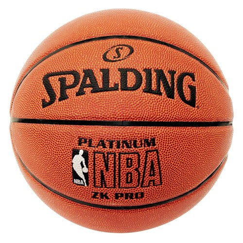 Spalding NBA Platinum Indoor Basketball