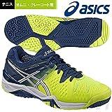 (アシックス) ASICS asics(アシックス)「GEL-RESOLUTION 6 OC(ゲルレゾリューション6) TLL753-0701」オムニ・クレーコート用テニスシューズ「 」 ランキングお取り寄せ