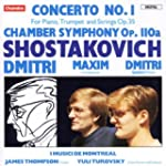 Shostakovich: Concerto No. 1 for Pian...