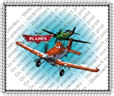 1/4 Sheet ~ Disney Planes Title Birthday ~ Edible Image Cake/Cupcake Topper!!!
