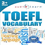 2012 TOEFL Vocabulary Audio Learn |  AudioLearn Editors