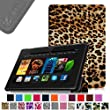 Fintie SmartShell Case for Fire HDX 7 - Ultra Slim Lightweight with Auto Sleep / Wake Feature (will only fit Kindle Fire HDX 7\