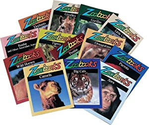 Zoobooks Paperback - Set of 58