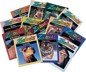 Zoobooks Paperback - Set of 58
