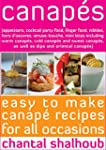Canap�s (appetisers, cocktail party f...