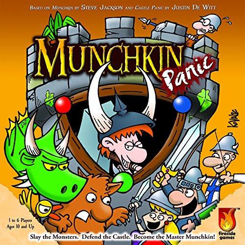 Munchkin Panic (Munchkin Quest compare prices)