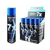 Neon 7x Refined Butane Gas 300ml 6 Pack
