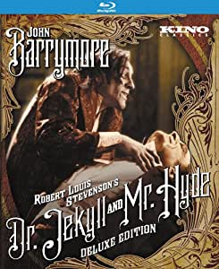 Dr. Jekyll & Mr. Hyde [Blu-ray] [1920] [US Import]