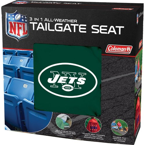 Nfl Jets 3 In 1 Tailgate Seat front-903353