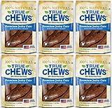Tyson True Chews Chicken Jerky Fillets 4.5Lbs (6 x 12oz)