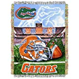 NCAA Florida Gators 48-Inch-by-60-Inch Acrylic Tapestry Throw at Amazon.com