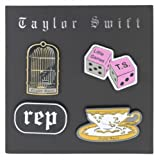 Taylor Swift Look What You Made Me Do Pin Set #2