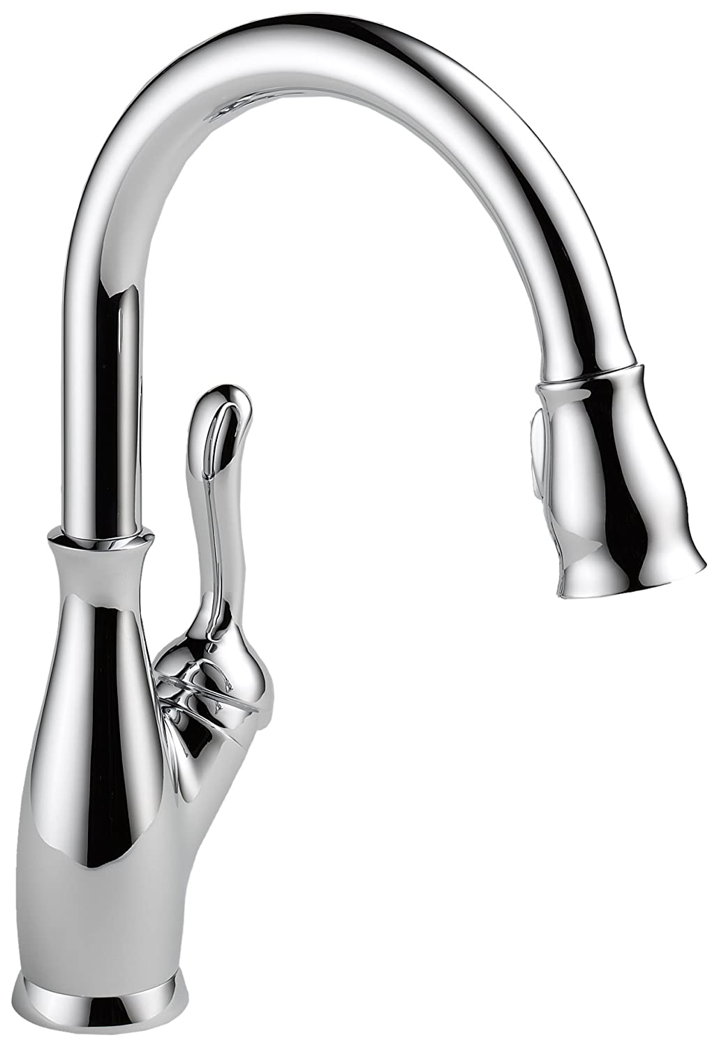 Delta Leland Pull-Down Kitchen Faucet – Pluses and Minuses | Best ...