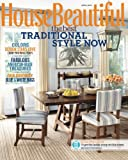 Magazine - House Beautiful (1-year auto-renewal)