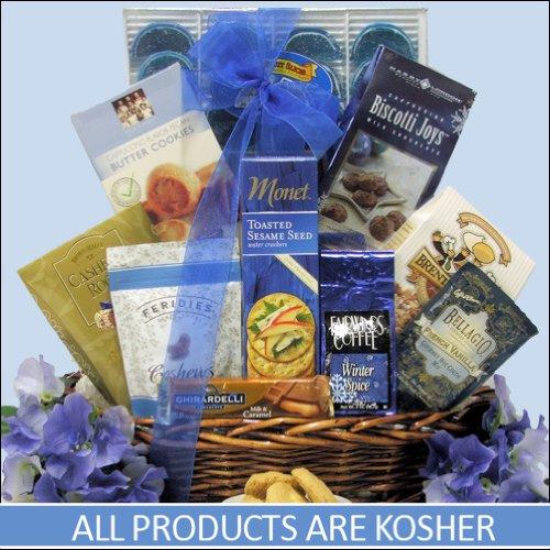 Shalom!: Gourmet Kosher Certified Hanukkah Gift Basket