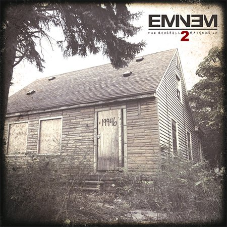 Eminem - The Marshall Mathers LP2 (Deluxe) [Explicit] [+digital booklet] - Zortam Music