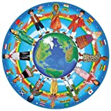 Melissa & Doug Children Around the World Floor Puzzle (48 pc)