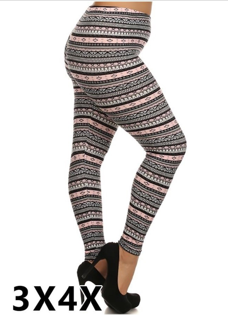 Buy Plus Size Womens Leggings Now!