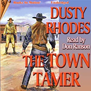 The Town Tamer Audiobook