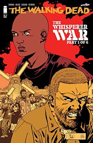 The Walking Dead #157