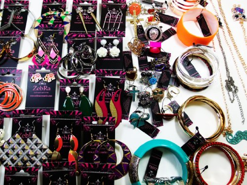 125 Pcs. Fashion Jewelry Promo Offer