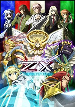 Z/X IGNITION 1 [Blu-ray]