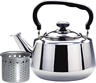 Le Creuset Heavy Gauge Stainless Steel Tea Pot