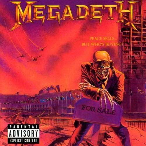 Peace Sells...But Who's Buying? by Megadeth Extra tracks, Original recording remastered edition (2004) Audio CD by Megadeth