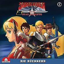 Die Rückkehr (Saber Rider & The Star Sheriffs 1) Hörspiel von Timo Schouren Gesprochen von: Ekkehardt Belle, Christian Tramitz, Florian Halm