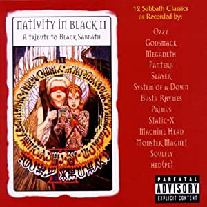 Nativity in Black 2: A Tribute to Black Sabbath