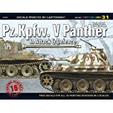 Pz.Kpfw. V Panther In Attack & Defence (Topcolors 31) (Minitopcolors)