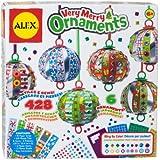 ALEX Toys Craft Very Merry Ornaments