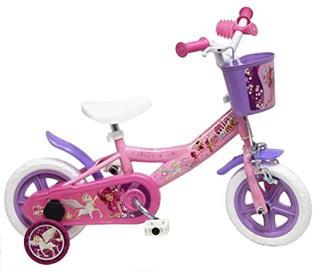 "Mia and Me Vélo Enfant Rose 10"""