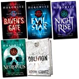Anthony Horowitz The Power of Five Pack, 5 books, RRP £44.95 (Evil Star; Nightrise; Oblivion; Necropolis; Raven's Gate).