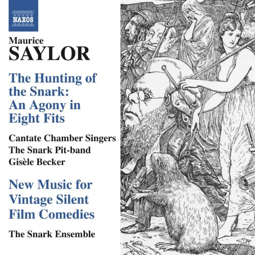 Buy Saylor: The Hunting of the Snark From amazon