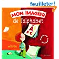 Mon imagier de l'alphabet (1CD audio)