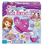 Sofia The First Magical Tea Time Game...