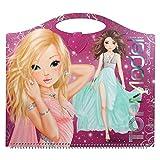 """Depesche Sticker Schablonen Top Model Glamour Special Set inkl 16 design 7828von """"Depesche"""""""