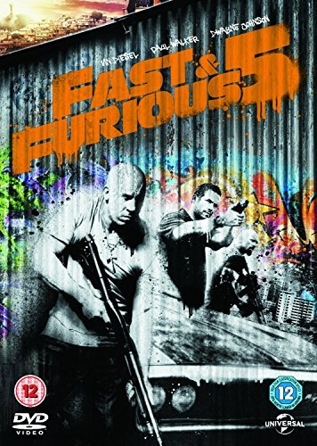 Fast Five - Screen Outlaws Edition [DVD] [2005] by Dwayne Johnson