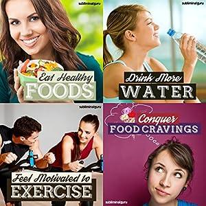 Healthy Eating Subliminal Messages Bundle Speech