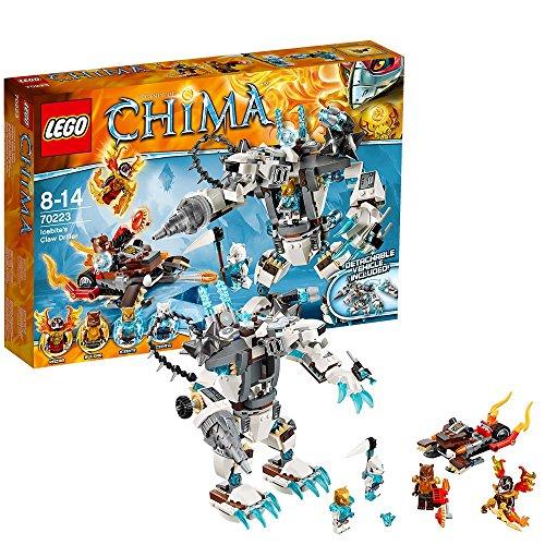 LEGO Chima 70223 - L'Artiglio/Trivella di Icebite